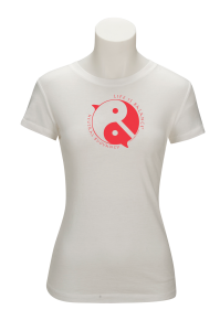 Life is Balance Scuba diving yin yang symbol