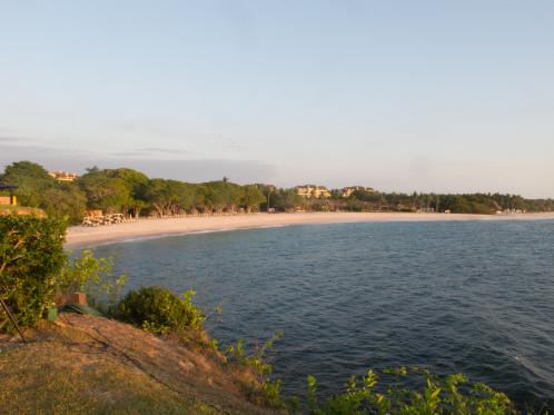 Beach at the Four Seasons Resort, Punta Mita, Mexico